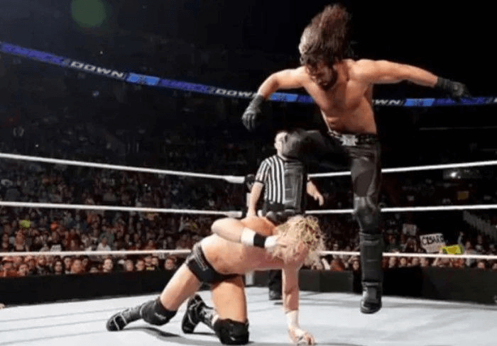 Wrestling Moves Banned by WWE