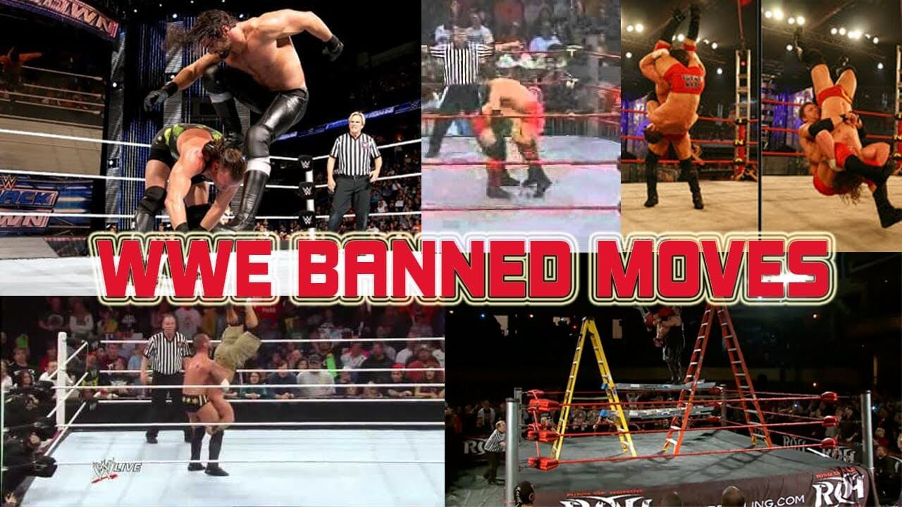 Banned-Wrestling-Moves
