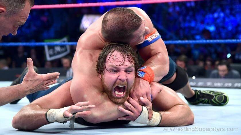 list of wrestling holds